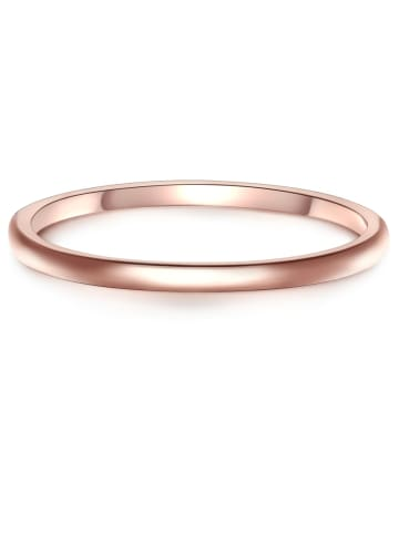 Glanzstücke München Ring Sterling Silber in Roségold in roségold