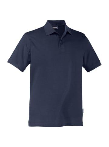 Expand Herren Arbeits Poloshirt in marine