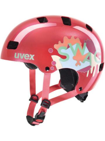 Uvex Fahrradhelm kid 3 coral