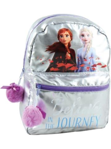Jacob Kinderrucksack Disney Die Eiskönigin 2, silberglänzend