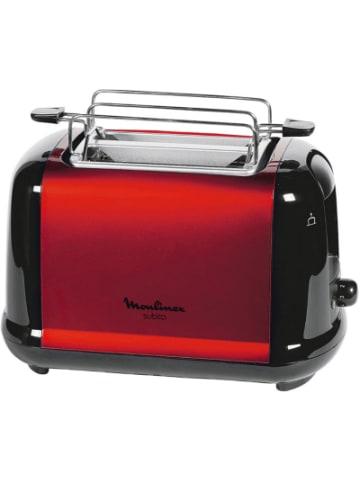 Moulinex Toaster für 2 Toastscheiben, 850Watt