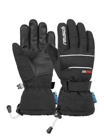 Reusch Fingerhandschuhe Connor R-TEX® XT Junior in black / white