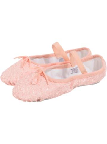 BLOCH Kinder Glitzer Ballettschuhe