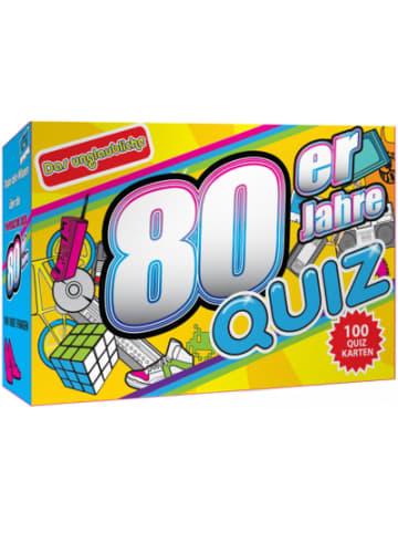 """Gift Republic Quiz-Karten """"80er Jahre"""""""