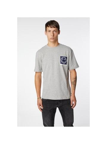 GAS Jeans Shirt DHARIS in light grey melange