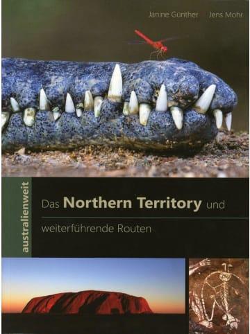 360 grad Das Northern Territory und weiterführende Routen