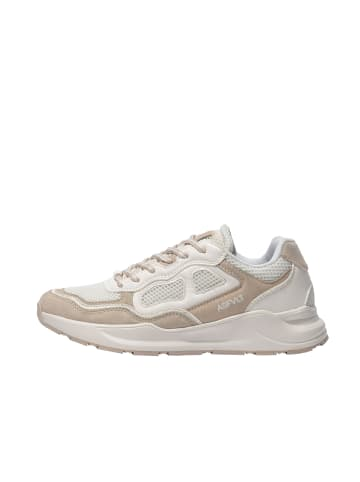 ASFVLT Sneaker CONCRETE CO007 in white sand
