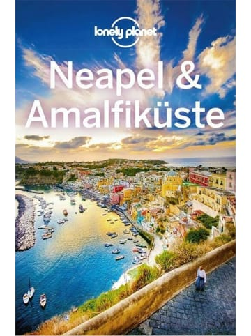 Mairdumont Lonely Planet Reiseführer Neapel & Amalfiküste