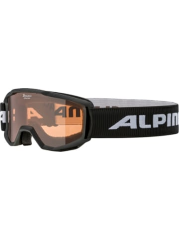 Alpina Skibrille Piney black