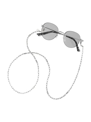 Cool Time Brillenkette CTJ-0043-S-80 in Silber