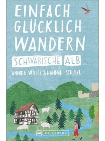 Bruckmann Einfach glücklich wandern - Schwäbische Alb