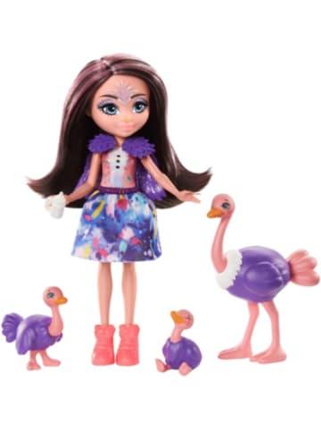 Mattel Enchantimals Ofelia Ostrich Family