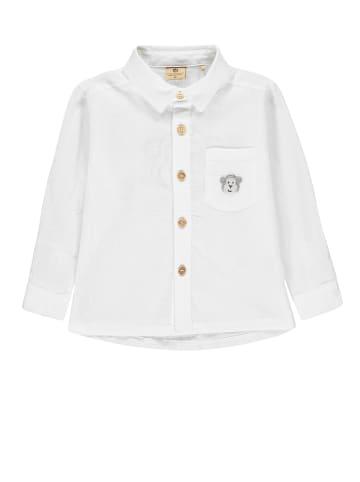 Bellybutton Hemd langärmlig Sweetheart in bright white
