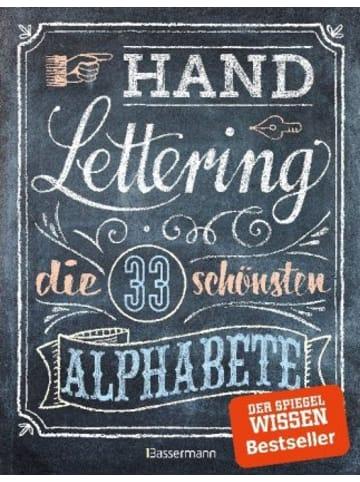 Bassermann Verlag Handlettering. Die 33 schönsten Alphabete