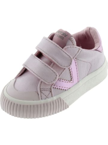 Victoria Sneakers Low TRIBU TIRAS METALIZADO