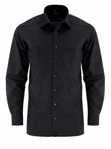 OLYMP  Hemden in schwarz