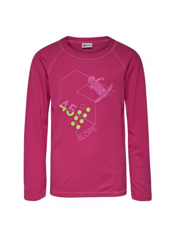 Legowear Skiunterwäsche UMER 770 in Dark Pink
