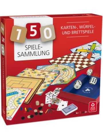 ASS Altenburger Spielkarten Spielesammlung 150 Spielmöglichkeiten
