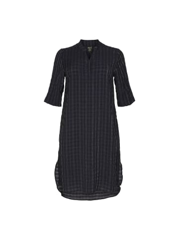 NO.1 by OX Shirtkleid Miriam in black check