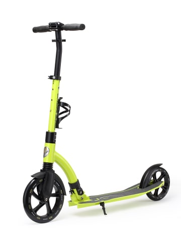 "STAR-SCOOTER Cityroller ""XXL Wheel"" in Grün - 230mm"