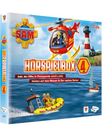 Just Bridge Entertainment CD Feuerwehrmann Sam - Hörspiel- Box 4 Special