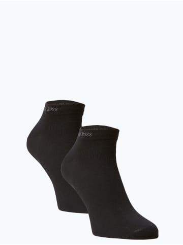 BOSS Socken in schwarz