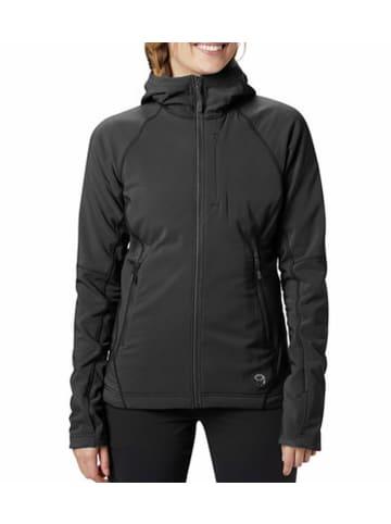 Mountain Hardwear Sport-Jacke in Schwarz