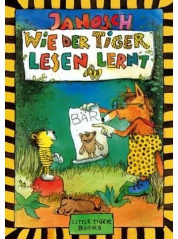 Little Tiger Wie der Tiger lesen lernt