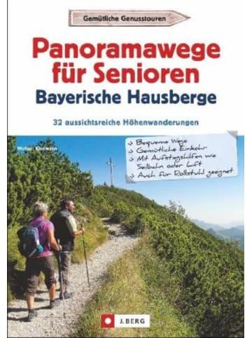 Berg Panoramawege für Senioren - Bayerische Hausberge