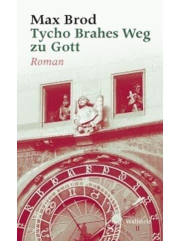 Wallstein Tycho Brahes Weg zu Gott   Max Brod - Ausgewählte Werke