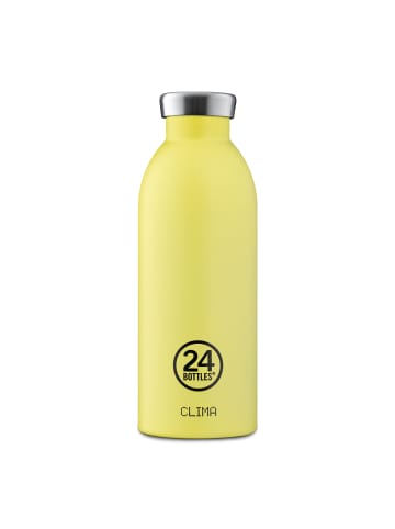 24Bottles Earth Clima Trinkflasche 500 ml in citrus