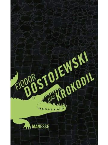Manesse Das Krokodil   Erzählungen
