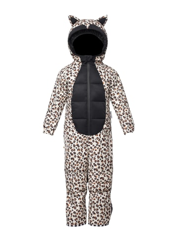 WeeDo Schneeanzug CHEETADO Leopard in leoprint | black