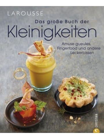 Christian Verlag Das große Buch der Kleinigkeiten | Amuse gueules, Fingerfood und andere...