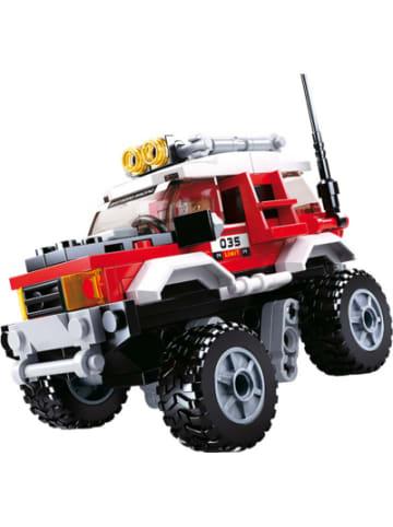 Sluban Offroad-Fahrzeug - Rot (142 Teile)