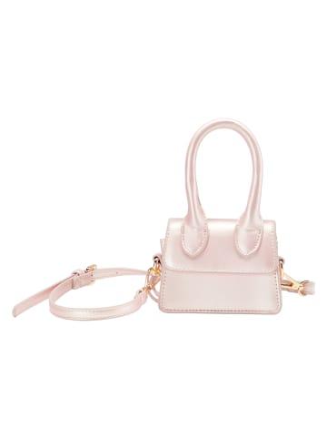 MyMo at night Mini Bag in Rosa Metallic