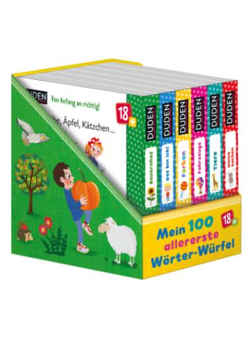 FISCHER Duden Meine 100 allererste Wörter-Würfel