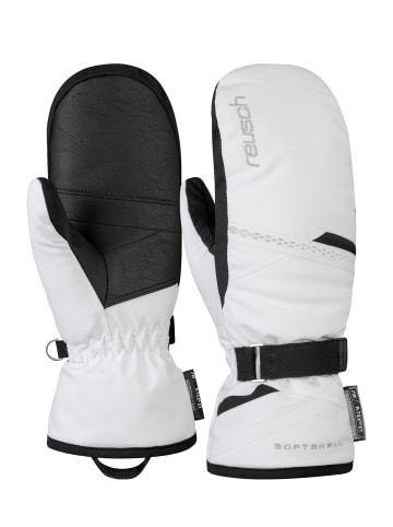 Reusch Fingerhandschuh Hannah R-TEX® XT Mitten in white / black