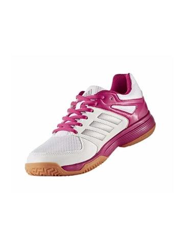 Adidas Schnürschuhe in weiß