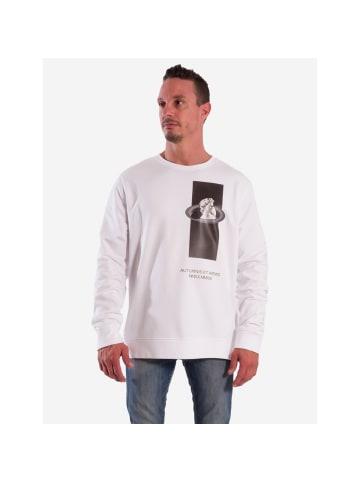 Openspace Sweatshirt in WHITE