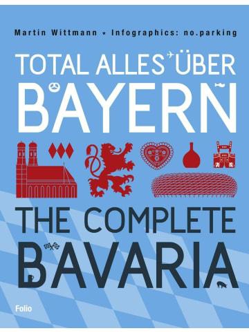Folio Total alles über Bayern / The Complete Bavaria