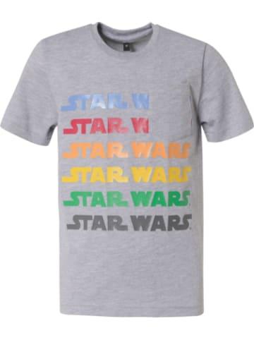 Star Wars Star Wars T-Shirt mit Metallic Folie