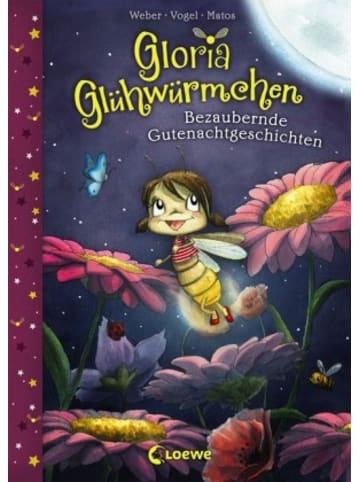 Loewe Verlag Gloria Glühwürmchen (Band 1) - Bezaubernde Gutenachtgeschichten