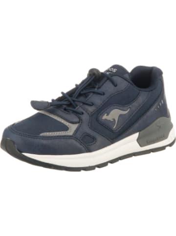 ROOSKickx by KangaROOS Kinder Sneakers Low ROOKI 2 SL WMS Weite M