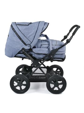 "CHIC 4 BABY Kinderwagen ""Viva"" in Jeans hellblau"