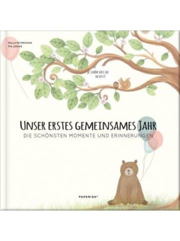 PAPERISH Verlag Unser erstes gemeinsames Jahr