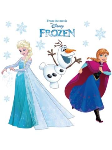 Komar Fenstersticker Disney Frozen Snowflake, 26-tlg.