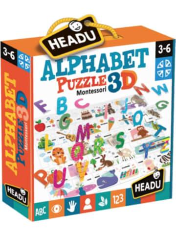 Headu Montessori Alphabet Puzzle
