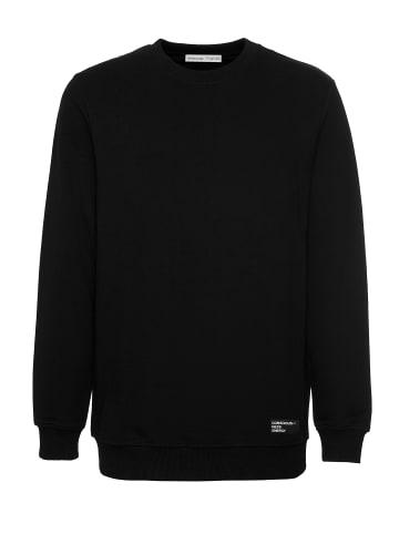 Grimelange Sweatshirt Travis in black