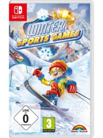 Ak tronic Nintendo Switch Winter Sports Games